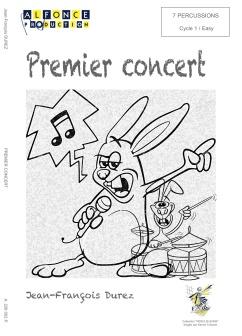 Premier concert couv