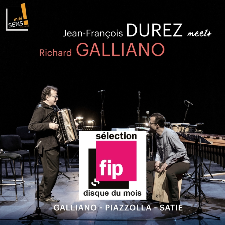 ALBUM JF DUREZ meets R GALLIANO (FIP)