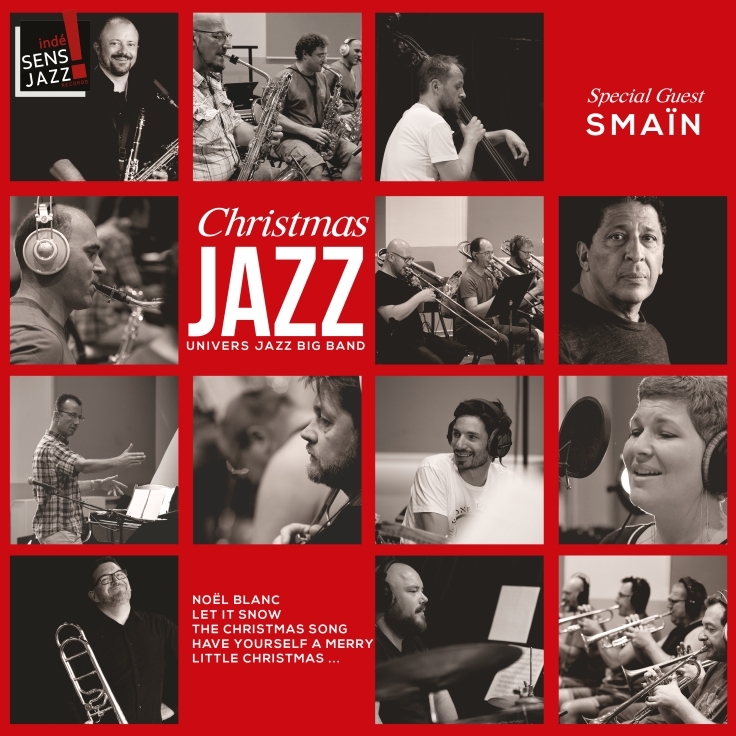 ALBUM CHRISTMAS JAZZ UJBB
